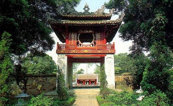 Triển lãm về hệ thống Văn Miếu tại Hà Nội