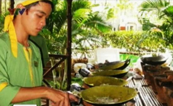 Khai mạc Ngày hội Bánh dân gian Nam Bộ lần thứ 3