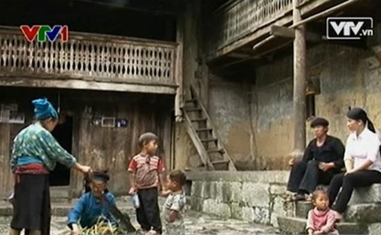 Độc đáo kiến trúc nhà trình tường ở Hà Giang