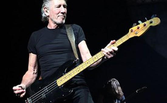 Thủ lĩnh của Pink Floyd là công dân danh dự thành phố Anzio, Italy