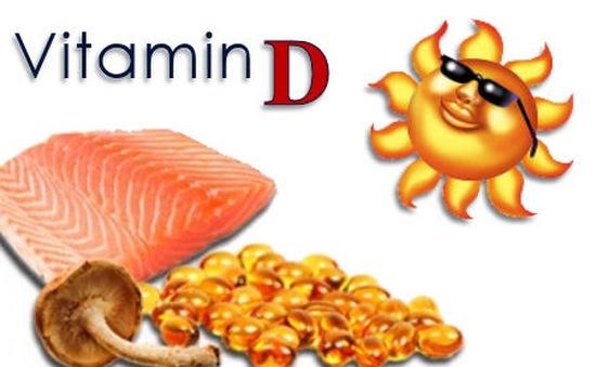 Thiếu vitamin D gây tổn hại não