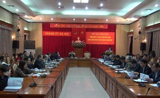 Hà Nội: Xây dựng phát triển văn hóa và con người Thủ đô
