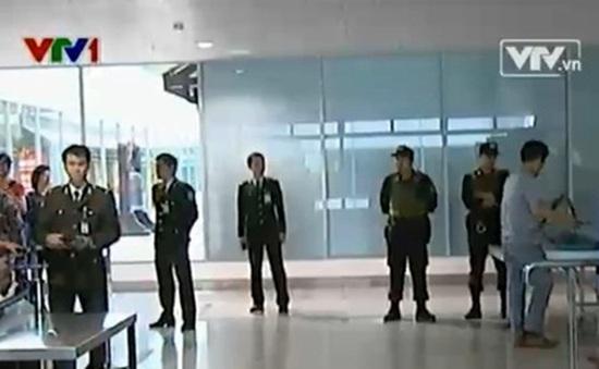 Nâng cấp độ an ninh tại các sân bay Việt Nam