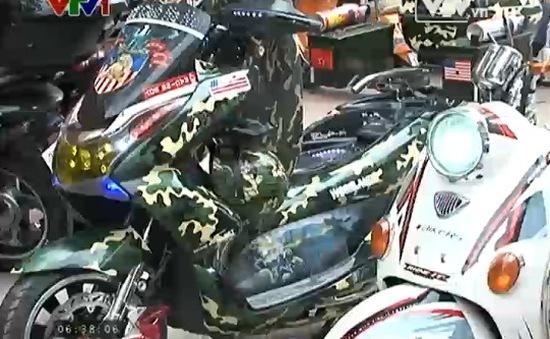 Hậu quả khôn lường từ thú độ xe máy