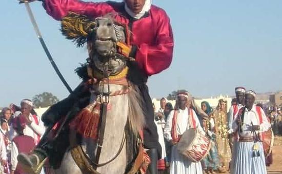 Lễ hội Ksour đặc sắc trên đất nước Tunisia