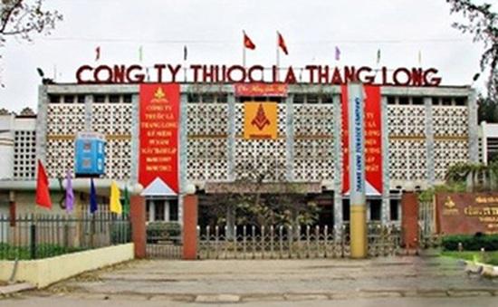 Công bố kết luận về sai phạm tại Công ty Thuốc lá Thăng Long