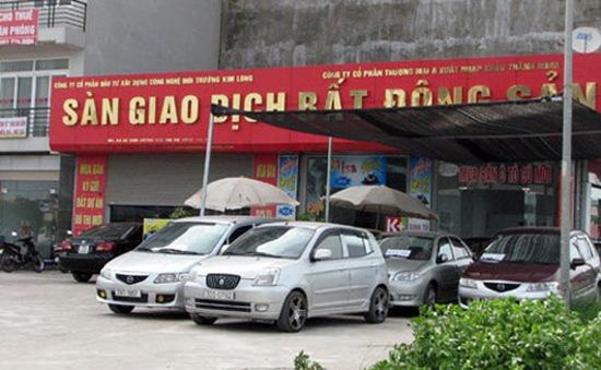 Hà Nội: Đóng cửa 50% sàn giao dịch BĐS