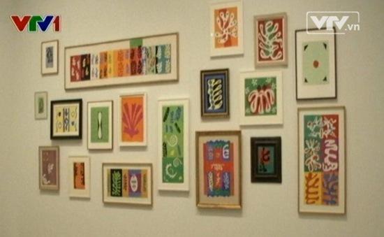 Triển lãm các tác phẩm của Henri Matisse