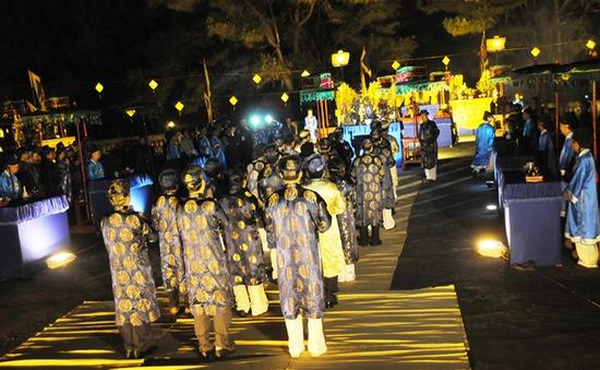 Festival Huế 2014: Linh thiêng lễ tế đàn Nam Giao