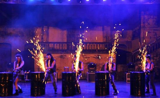 Nhóm vũ nhạc Tararam nổi tiếng của Israel biểu diễn đêm duy nhất tại Hà Nội