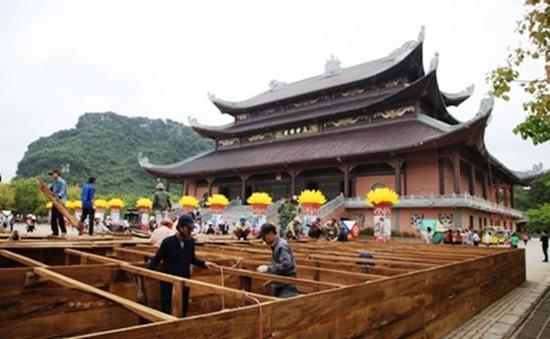 Ninh Bình sẵn sàng cho Đại lễ Vesak 2014