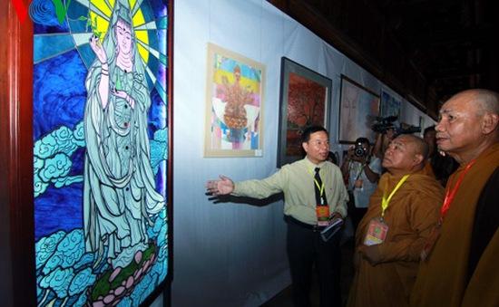 Triển lãm nghệ thuật Phật giáo Vesak 2014
