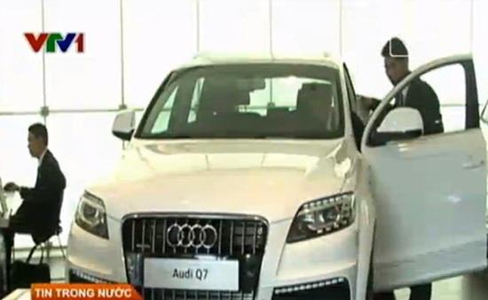 Thị trường ô tô: Thuế giảm, giá không giảm