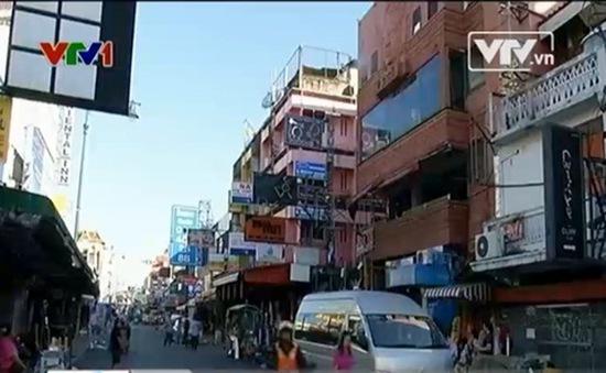 Đảo chính gây ảnh hưởng lớn tới nền kinh tế Thái Lan