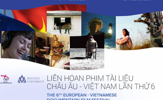Tối nay (4/6), Khai mạc LHP Tài liệu châu Âu - Việt Nam lần thứ 6