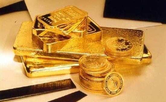 Giá vàng quốc tế ổn định ở mức thấp nhất trong 4 tháng