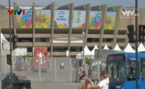 Giá cả tại Brazil tăng chóng mặt trước thềm World Cup