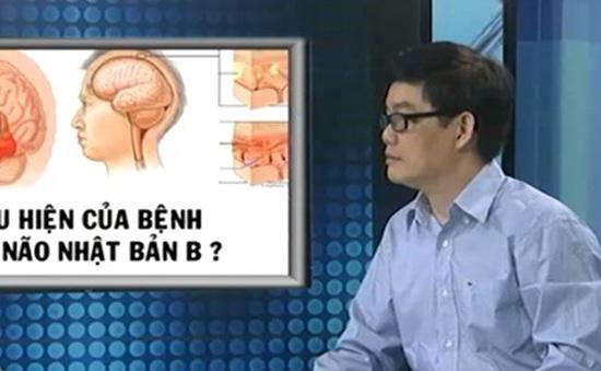 Các biểu hiện của bệnh viêm não Nhật Bản B