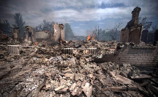 Nga kêu gọi Ukraine ngừng bắn phá các mục tiêu dân sự