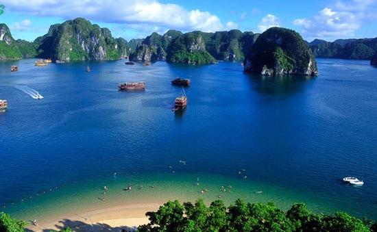 Đoàn báo chí quốc tế khảo sát du lịch Việt Nam