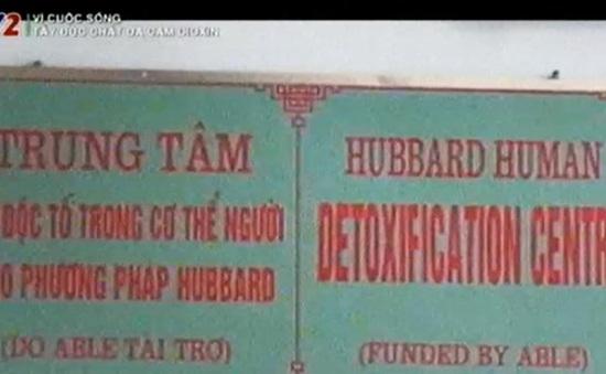 Tẩy chất độc da cam trong cơ thể bằng phương pháp Hubbard