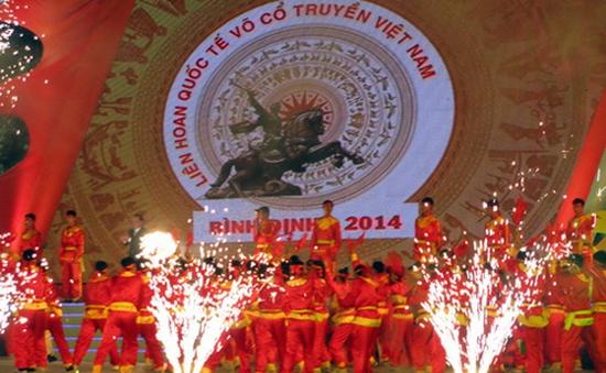 Bế mạc Liên hoan Quốc tế Võ cổ truyền Việt Nam 2014