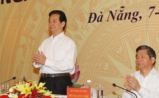 Thủ tướng dự Hội nghị toàn quốc ngành Kế hoạch và Đầu tư