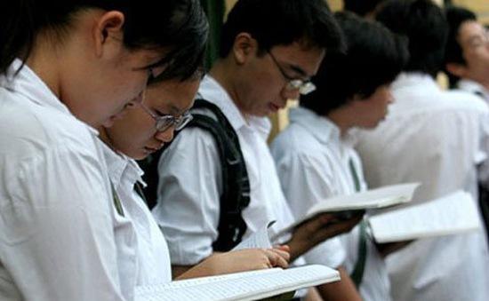 Bộ GD&ĐT chính thức công bố điểm sàn đại học, cao đẳng năm 2014