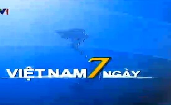 Việt Nam 7 ngày (từ 4/8 - 10/8)