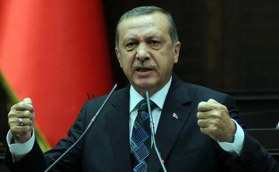 Thổ Nhĩ Kỳ bắt đầu bầu cử Tổng thống