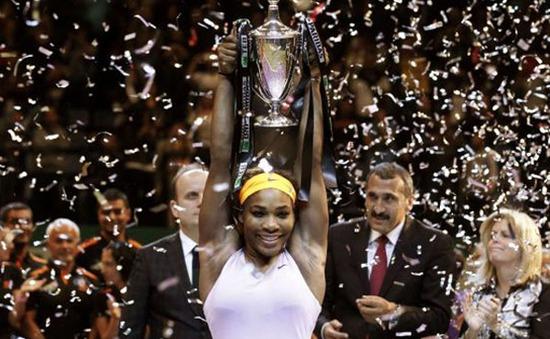 Serena Williams cân nhắc nghỉ hưu vào năm 2014?