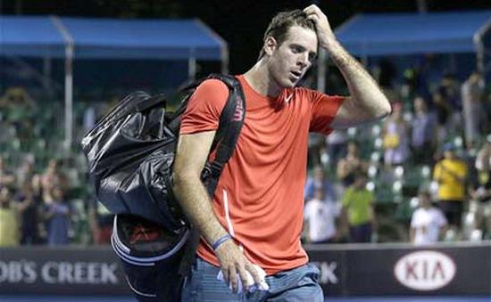 Australian Open: Cú sốc mang tên Juan Martin Del Potro