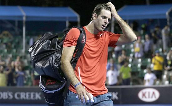 Juan Martin del Potro tiếp tục từ chối Davis Cup
