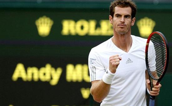 Wimbledon 2014: Andy Murray - Sẵn sàng chờ đợi thử thách