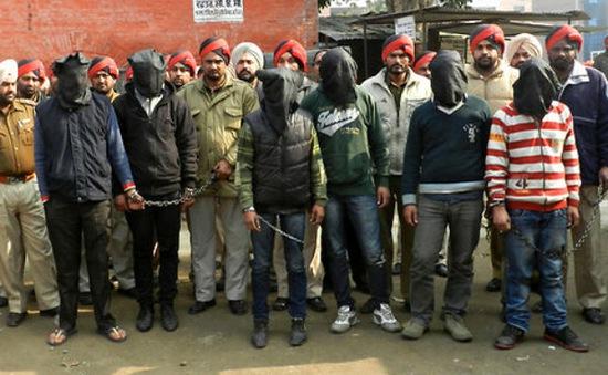 Lại xảy ra một vụ cưỡng hiếp tập thể ở Ấn Độ