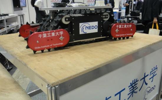 Nhật phát triển robot giải quyết cuộc khủng hoảng Fukushima