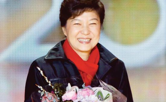 Nữ tổng thống Hàn Quốc đầu tiên chính thức nhậm chức