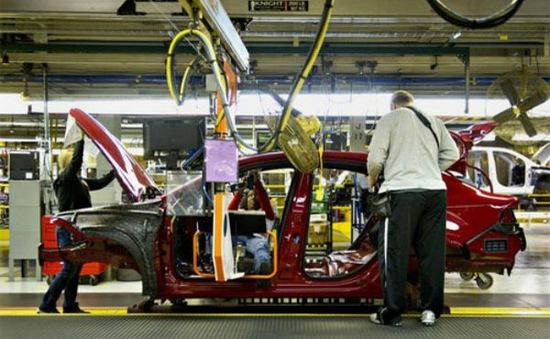 Mỹ: Ngành công nghiệp ô tô khởi sắc