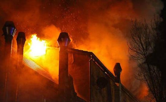 Hỏa hoạn làm 7 người thiệt mạng tại Đức