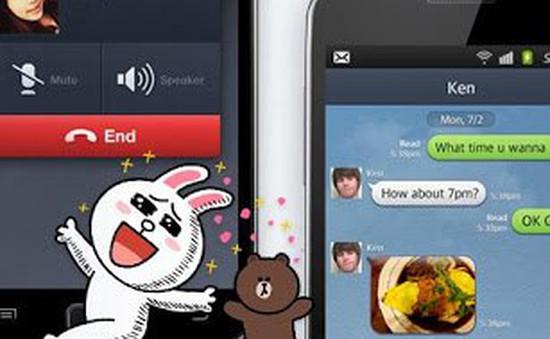 Cơ hội nhận iPhone 5 từ Line Event