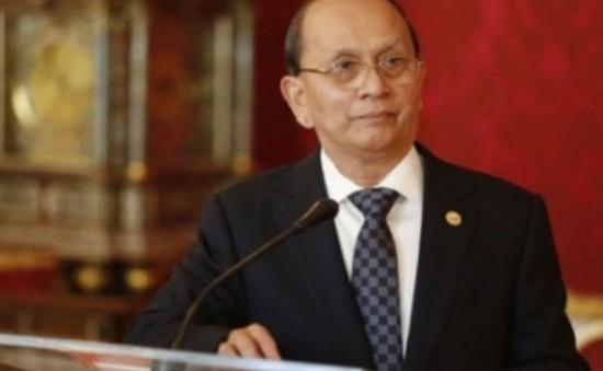 Tổng thống Myanmar từ chức Chủ tịch Đảng USDP
