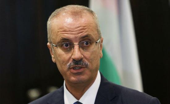 Thủ tướng Palestine từ chức