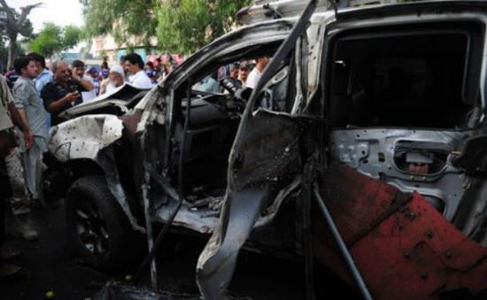 Giám đốc an ninh của Tổng thống Pakistan bị ám sát
