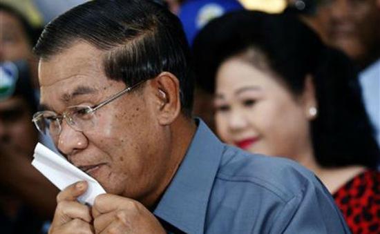 Đảng Nhân dân Campuchia chiến thắng trong cuộc bầu Quốc hội khóa 5