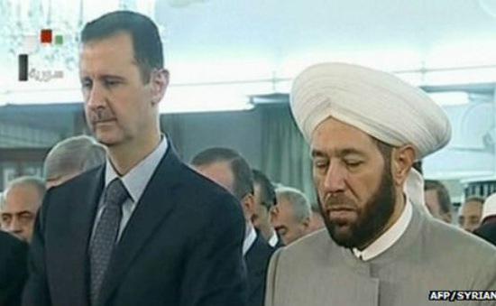 Chính quyền Syria phủ nhận Tổng thống bị tấn công