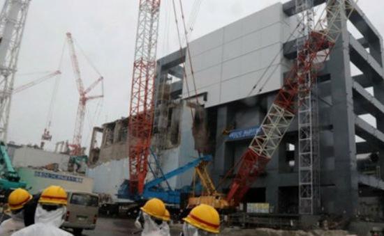 Nhật Bản phát hiện thêm 300 tấn nước nhiễm xạ