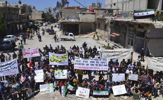 Syria sẽ ra sao sau vụ tấn công bằng vũ khí hóa học?