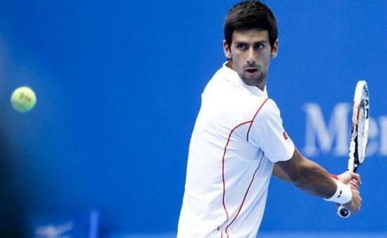 China Open 2013: Djokovic khởi đầu ấn tượng