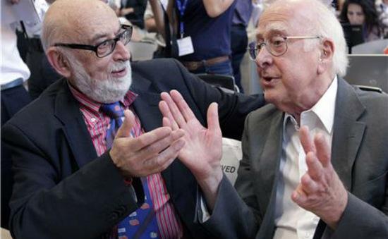 Phát hiện về hạt Higgs giành Nobel Vật lý 2013