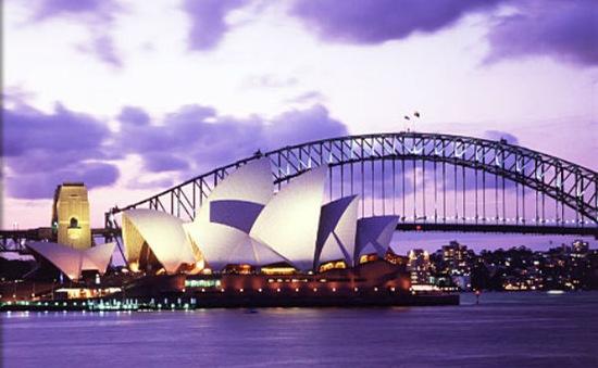 Nhà hát Sydney kỷ niệm sinh nhật lần thứ 40